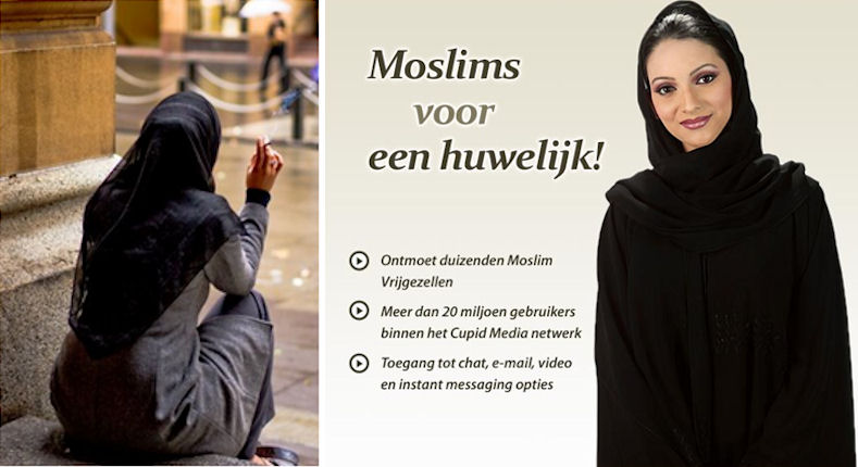nederland muslim personals With a free membership on blackcupid you can browse our black personals to find the sexy black singles you've been looking for.